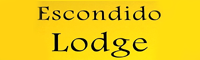 Logo Escondido Lodge